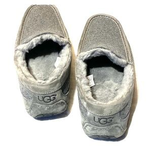 Men's Ugg shearling slippers. Size 13